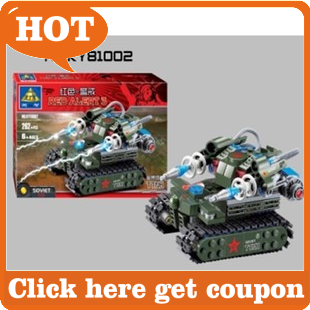 mega bloks compatible Kazi Red alert 3.0 81002 Tesla Tank 262pcs Building Block Boys Bricks Toy Best Gift for Children<br><br>Aliexpress