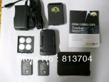 Accurate Portable Tracking Device for Cars Child Personal GPS Tracker