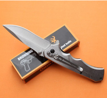 2015 Browning FA17 Folding Blade Knife Tactical Knife 5Cr15Mov Blade G10 Camping Outdoor Knife Survival Knives
