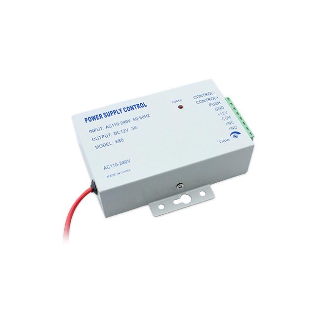 Гаджет  New Power Supply Door Access Control System RFID EM Keypad Access 12V Control None Безопасность и защита