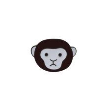 Del Fumetto di modo Animale Smalto Spilli Donne Spilla Panda Carino Gatto Del Fiore Orsi PAPA Pinguino Mountain Borsette Spille Denim Distintivo Spille(China)