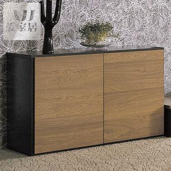 Free Shipping Nordic style combination side cabinet brief fashion decoration cabinet ak-008