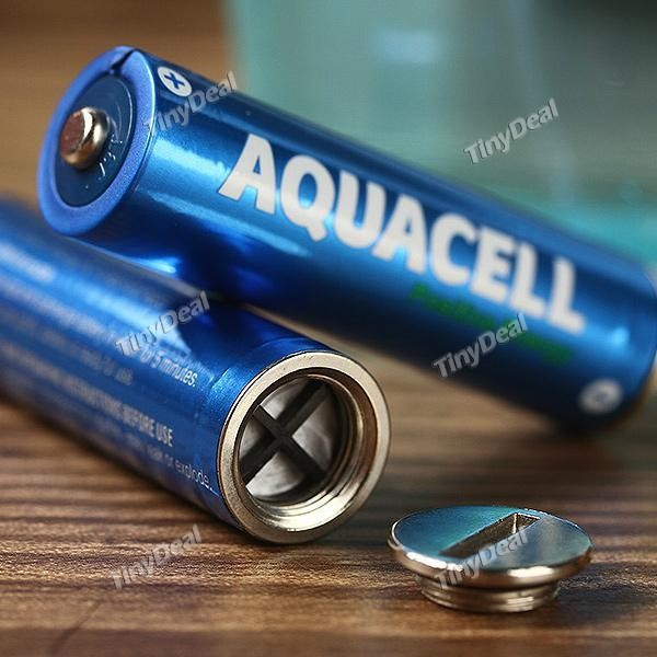 2 шт./лот 1000 мАч положительная энергия 1.5 В а . а . Aquacell ...