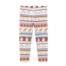 Nhảy mét trẻ em quần bút chì Quần Legging Thun táo ngôi sao mới quần legging quần 2-7T bé gái trẻ em quần áo(China)