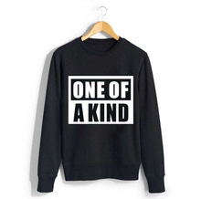 Buy Bigbang gd g-dragon album one kind black white sweatshirt autumn spring kpop vip's plus size o neck pullover hoodies for $21.26 in AliExpress store