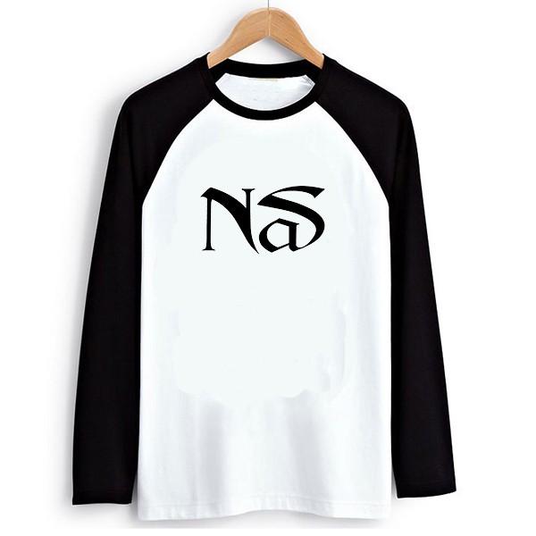 DGCY Male Raglan T-shirt Long Nas 1