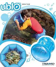 New Summer Kids Diving Mask Children snorkeling underwater observation circle Inflatable beach toys(China (Mainland))