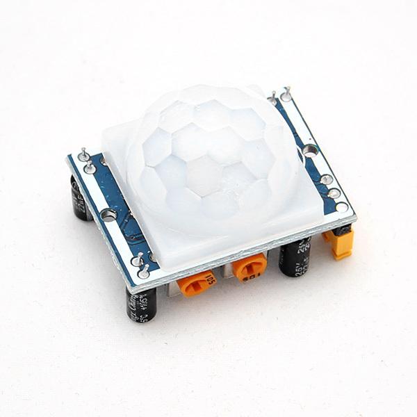 Hot Sale Adjust IR Pyroelectric Infrared IR PIR Motion Sensor Detector Module HC-SR501(China (Mainland))