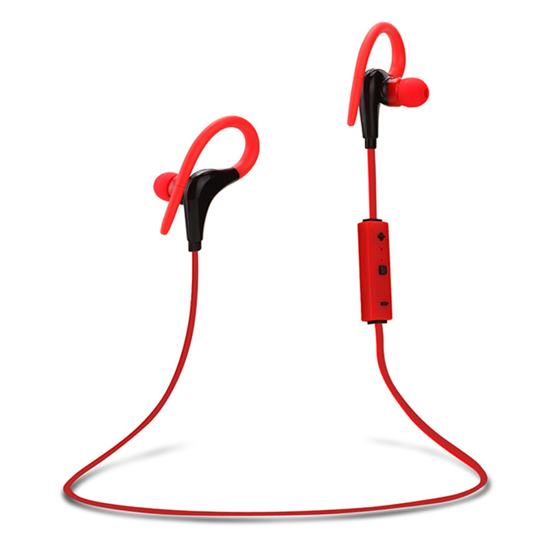 Гаджет  Newest Sport Bluetooth 4.1 headphone earphone,wireless headset,B1 in ear auriculares bluetooth for phone,Fone De Ouvido Sem Fio None Бытовая электроника