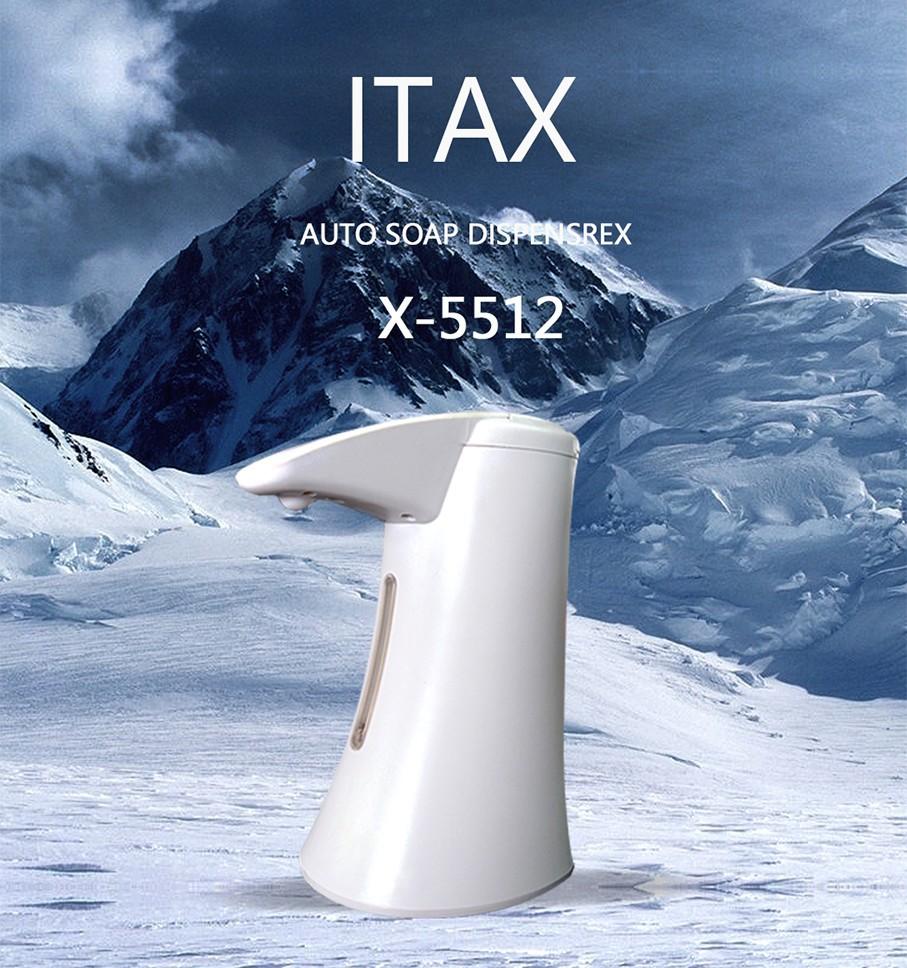 Automatique main distributeur de savon promotion achetez for Distributeur savon mural automatique