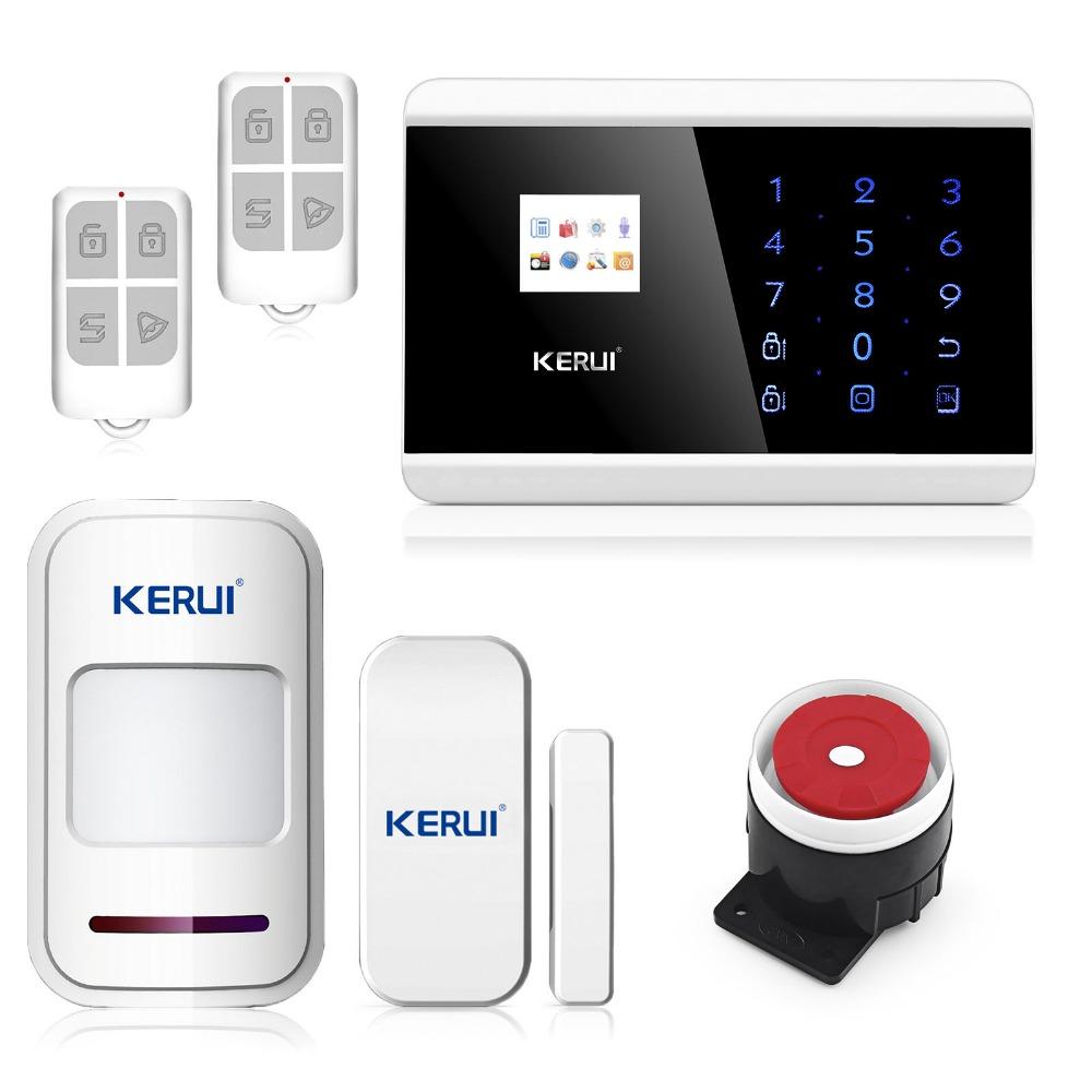 Android IOS APP 433Mhz Wireless Autodial Home Office Burglar Intruder Pir Motion Sensor Alarm System(China (Mainland))