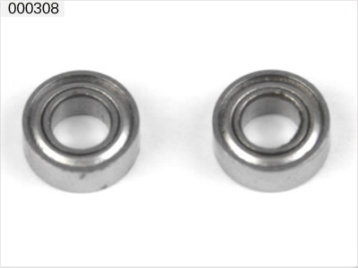 Esky E-sky Bearing 000308 for Original 2.4Ghz Helicopter LAMA V4 000006 Rc Spare Parts Part Accessories(China (Mainland))