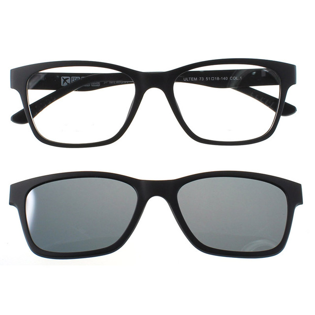 Light Glasses Frame Material : 2016 fashion design unisex clip on polarized sunglasses ...