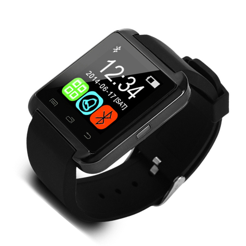 Sport U Watch U8 Bluetooth Smart Wrist Watch Phone Smart Watch Norwegian(China (Mainland))
