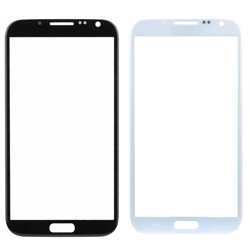 2015 Outer Glass Panel External Screen Replace For Samsung Galaxy Note 2 N7100 Free Shipping&Wholesales(China (Mainland))