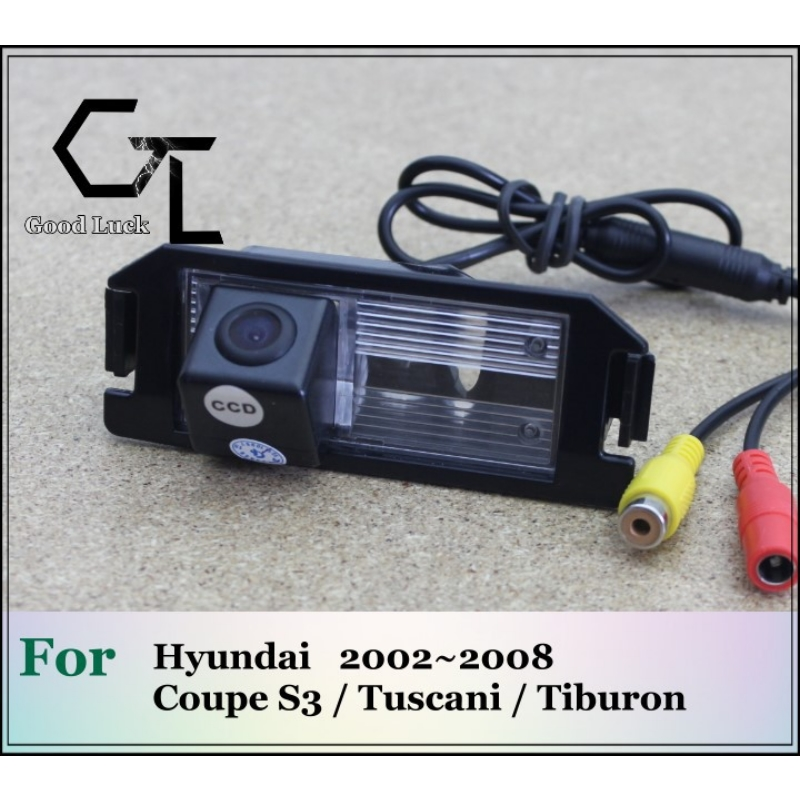 CCD / For Hyundai Coupe S3 - Tuscani - Tiburon 2002~2008 / HD Car Back Up camera / Modified Friend Preparing / 20M Waterproof<br><br>Aliexpress