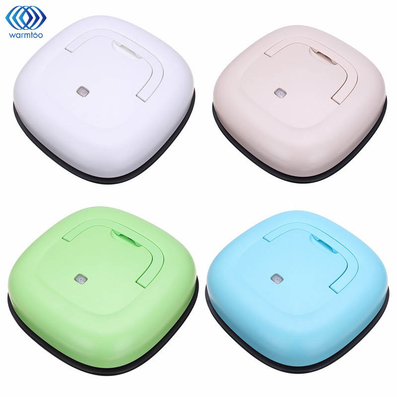 Automatic Rechargeable Robotic Vacuum Cleaner Strong Cleaning Intelligent Avoidance Robot Mopping Machine Microfiber(China (Mainland))