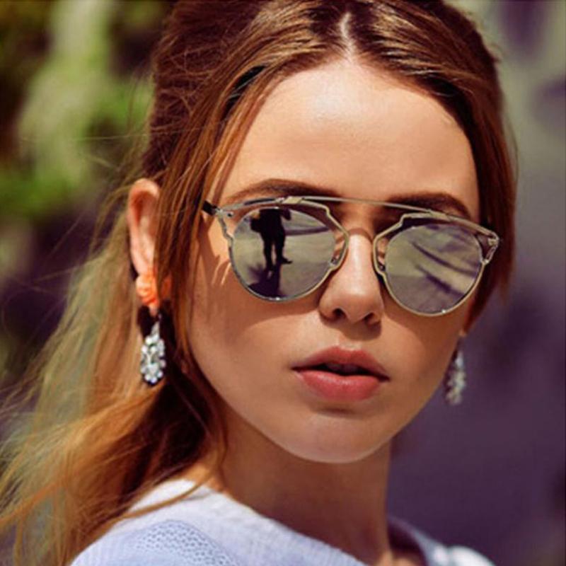 Vintage So Real Polarized Sunglasses Women Brand Designer Cat Eye Glasses Fashion Women Decoration Men Classic Eyewear Oculos UV(China (Mainland))