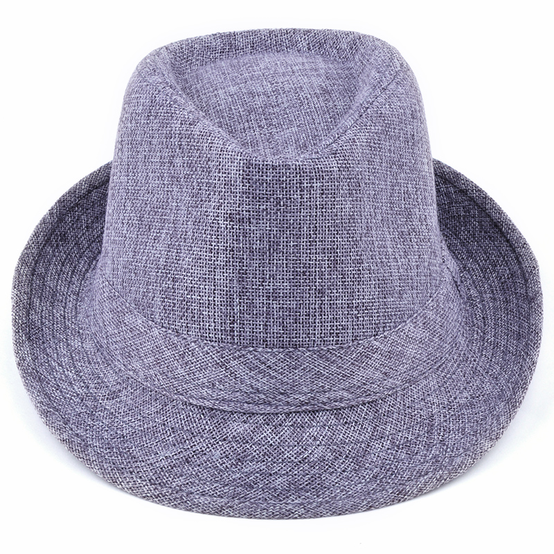 Summer Style Child Sun hat Beach Sunhat Fedora hat Straw panama Hat boy girl Gangster Cap Fit For Kids Children Women Men-61(China (Mainland))