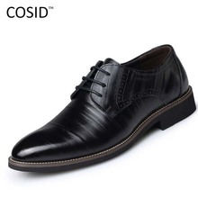 New 2015 Oxford Shoes For Men Dress Shoes Genuine Leather Office Shoes Summer Zapatos Hombre Black Mens Oxfords BRM-276(China (Mainland))
