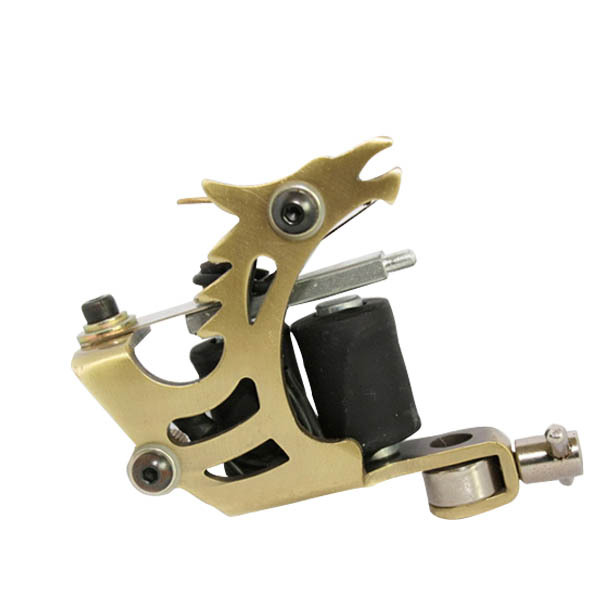 Professional Tattoo Machine 8 Warps Coil free shipping classic tattoo machine(China (Mainland))