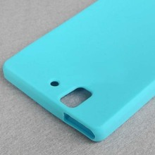 New High quality Silicone Soft Case Cover For Sony Xperia Z L36h C6602 C6603 Free Shipping