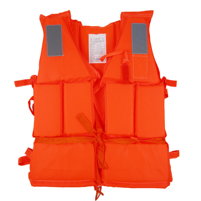 Adult and children Professional swimming life jacket thickening marine clothes M056(China (Mainland))