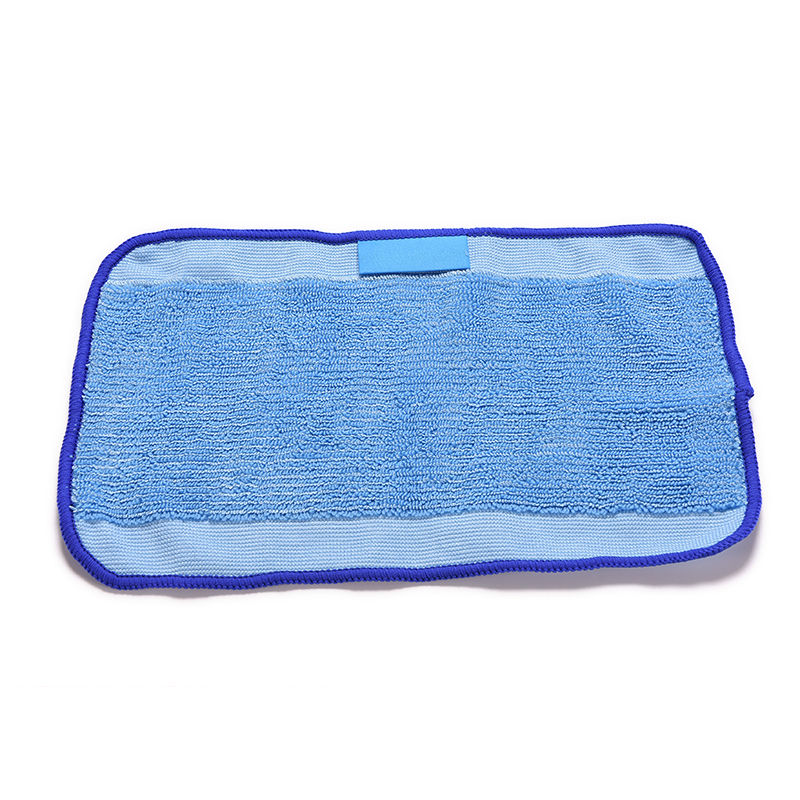 New Arrive Reusable Replacement Microfiber Mopping Cloth For iRobot Braava 380t 320 Mint 4200 5200 Robotic 28.5X18cm(China (Mainland))
