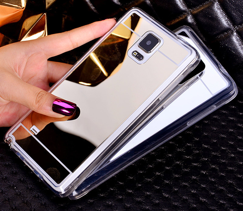 Luxury Colorful Bling Case For Samsung Galaxy S7 S7 edge A3/A5/A7 2016 J5 J7 Ultra Slim Electroplate Soft TPU Clear Mirror Cove