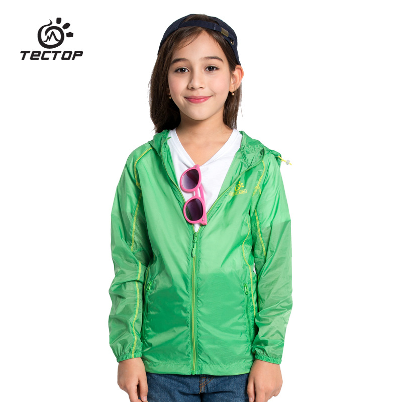 Kids' Waterproof Jackets Let the children play outdoors all year round with a lovely Trespass kids' waterproof jacket. We have winter, parka and casual styles to choose from that not only look great but perform well too, so your child will enjoy having their waterproof on.