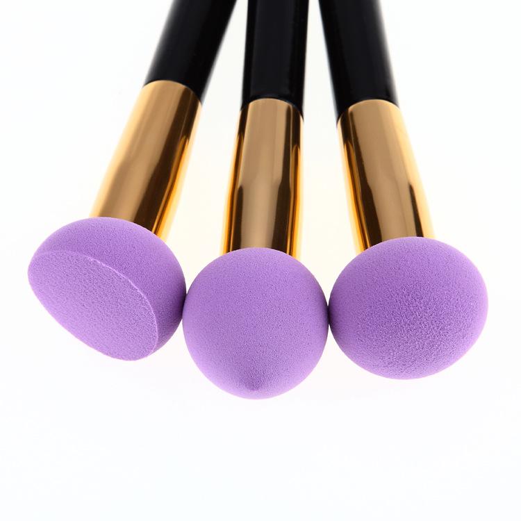 3pcs/set Professional Makeup Brush block powder Concealer brush Cosmetics Make Up brushes Set contour kit pinceis maquiagem(China (Mainland))