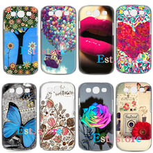 2015 new arrival  UV print high quality fashion luxury emboss hard phone case for samsung galaxy S3 i9300 back cover hot sell(China (Mainland))
