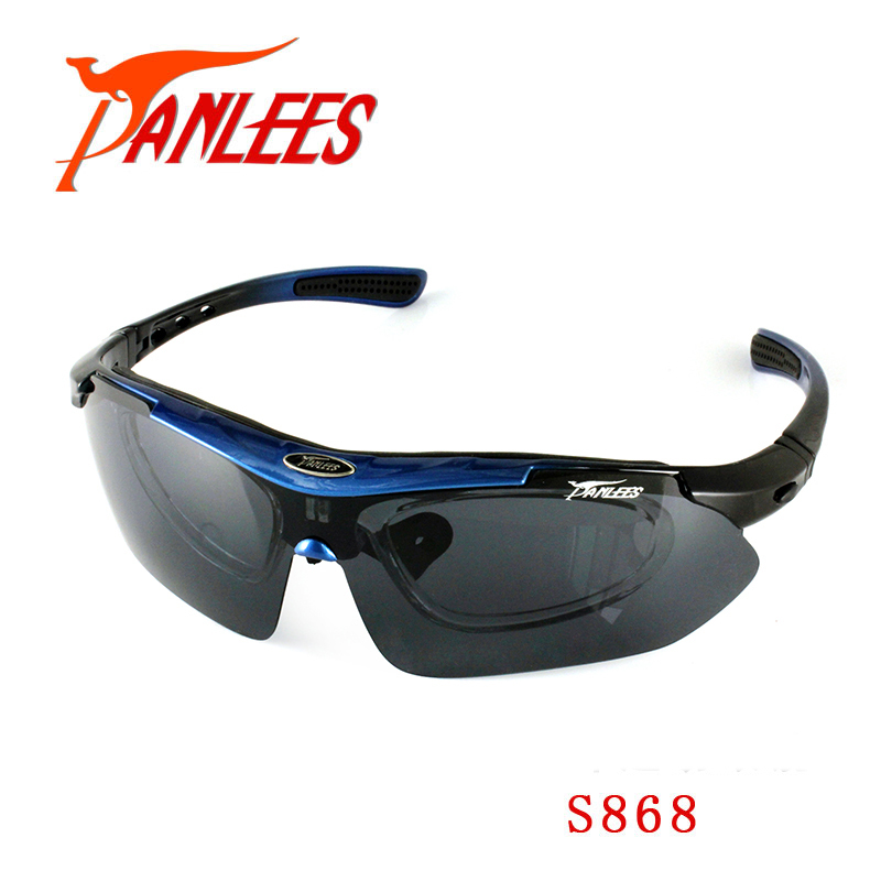 Panlees Polarized Prescription Sport Goggles Bike Glasses Sports 5 Lenses - Guangzhou Jiahao Factory store
