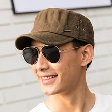 Men Hat baseball cap Motorcycle Cap Adjustable Golf cap hats Casual Sports Outdoors cap bone travelling flat army hat Korea M163