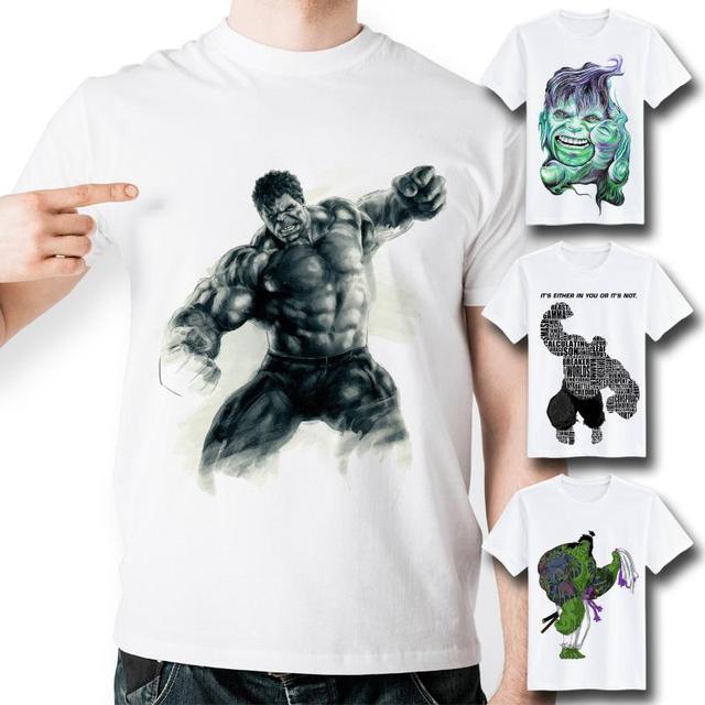 Superhero Men And Women T-shirt