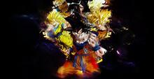 Dragon Ball Z Hot Japan Anime Fabric Poster 47×24″/24×13″ Print 14