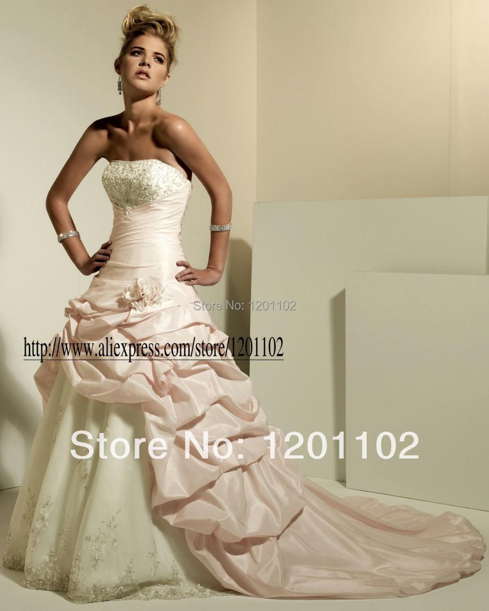Sur agitation Robe de mariée