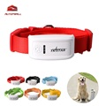 Mini TK909 Dog Cat Pet GPS Tracker Waterproof 400 Hours Standby Six Colors Dog Finder IOS