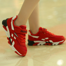 Hot 2016 New Fashion Children's shoes fashion sport shoes boys's girls's Sports shoes Breathable Casual Sneakers Trainers(China (Mainland))