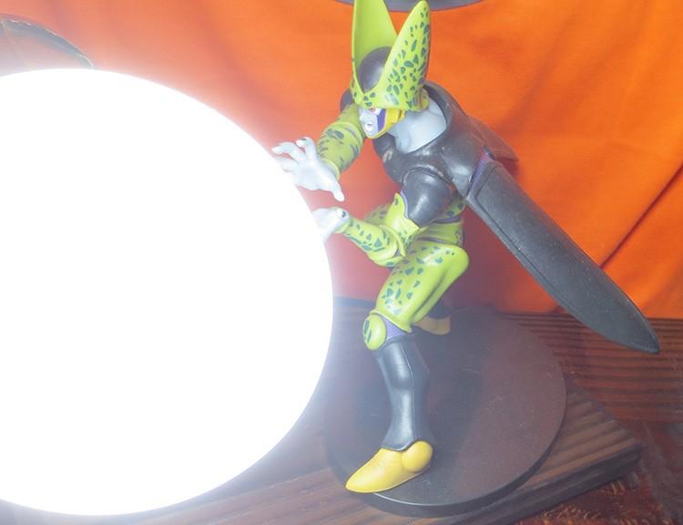 Купить Творческий Dragon Ball Читальный Зал Украшения Ночника Свет с Мультяшном Стиле для Любителей Подарок На День Рождения для Друга или дети