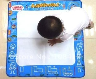 Promotion/Bestselling oversized American  Aqua Doodle Drawing Mat&1 Magic Pen/Water Drawing Replacement Mat
