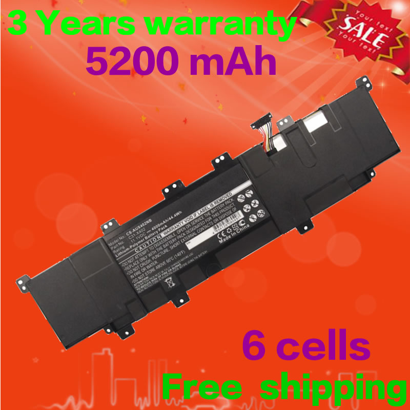 Laptop battery for ASUS S500CA For VivoBook S400CA S300CA S550CA S500CA N550X47JV-SL S400 S400E3317CA Series C31-X402<br><br>Aliexpress
