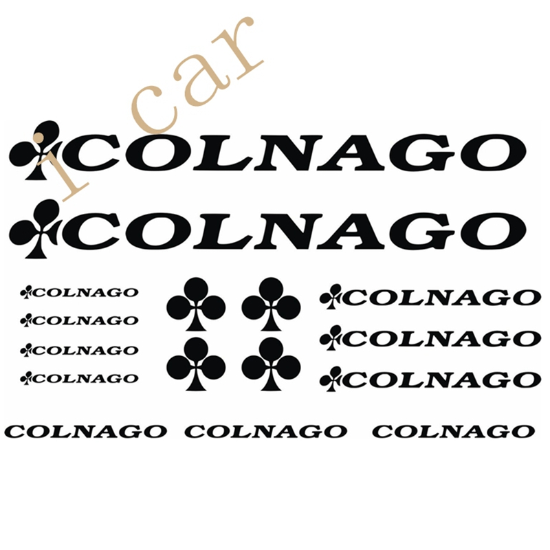 KIT - stickers - stickers - VINYL - rolling BIKE - BIKE - COLNAGO - BICYCLE(China (Mainland))