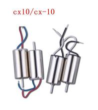 Cheerson cx10 cx-10 2.4G 4ch 6 Axis RC Quadcopter RC drone parts main motor A*4pcs+Main Motor B* 4pcs/lot free shipping