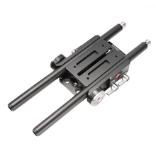 Buy JTZ DP30 Universal Quick Release QR Baseplate Follow Focus DSLR 15mm Rod Rig for $284.05 in AliExpress store