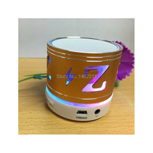 Buy Wireless Portable Speakers Enceintes Audio Bluetooth Speaker LED Lights Speaker mp3 player fm USB Computer Speakers Hand Free for $4.02 in AliExpress store