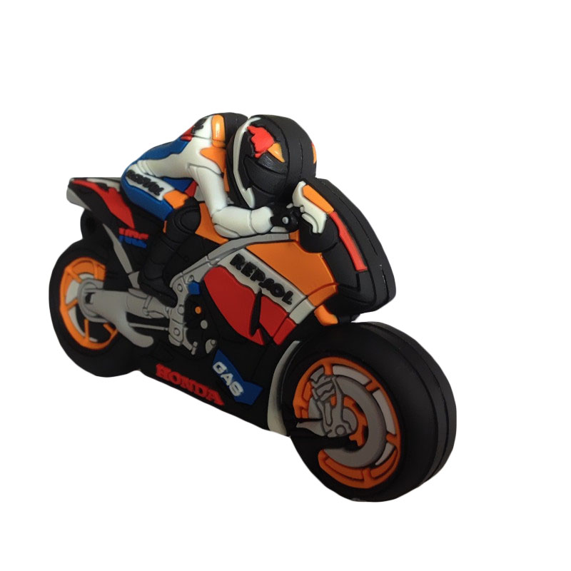 Pen drive motorcycle for best gift 8gb 16gb 32gb 64gb usb 2.0 flash drive memory card stick disk Storage Device pendrive gift(China (Mainland))