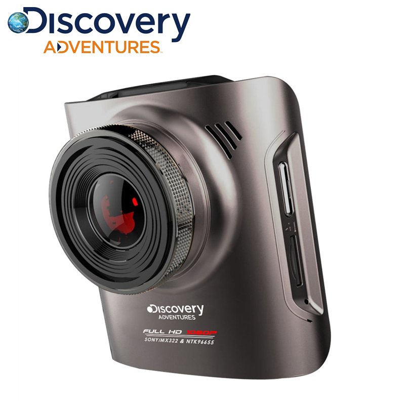 Discovery DC100 Car DVR Night Vision Original Car carmera recorder Dash Cam G-Sensor Camera Black Box 1920x1080 Free Shipping(China (Mainland))
