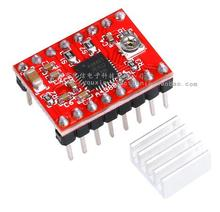 Buy Reprap Stepper Driver pololu A4988 Stepper Motor Driver Module Heatsink RAMPS Arduino 3D Printer Parts Accessory for $1.40 in AliExpress store
