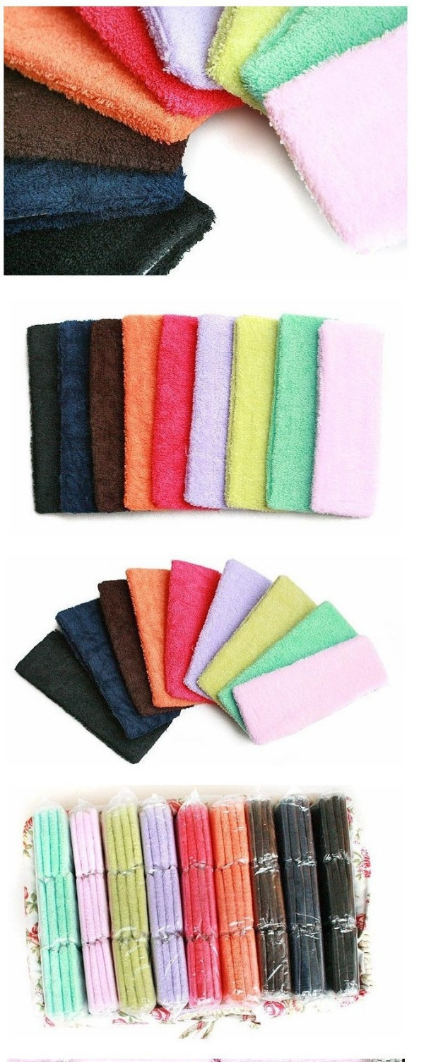 Absorb Sweat Yoga Hair Lead Cloth Towels with wide hair scarf Candy color Free Shipping1PIECE FREE